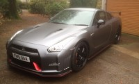 2015 Nissan Gt-r ALCANTARA / LEATHER £128,000