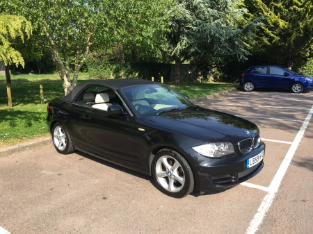 2009 Bmw  CREAM LEATHER £6,990